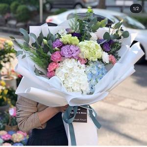 수국 대형꽃다발 (대전만 가능)